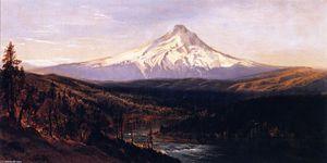 Mount Hood from Hood River