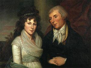 Mr. and Mrs. Alexander Robinson