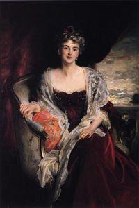 Mrs. Augustus Allusen (Osma Mary Dorothy Stanley)