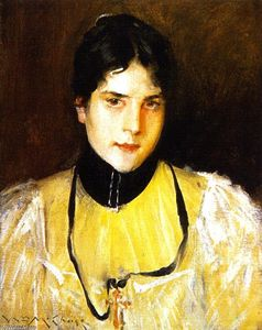 Mrs Chase (also known as The Yellow Blouse)