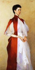 Mrs. Robert Harrison