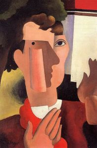 Man with a Red Kerchief