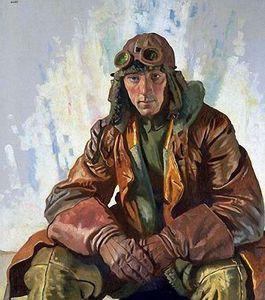 The NCO Pilot, RFC (also known as Flight Sergeant W G Bennett)
