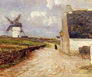 Near the Mill