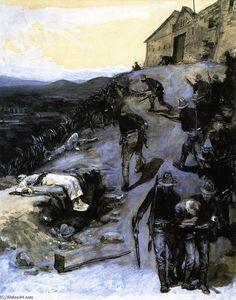 The NIght after San Juan