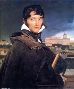 The Painter Francois-Marius Granet
