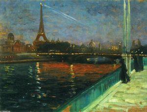 Paris, Nocturne
