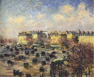 Paris - Wagram Avenue