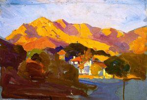 Pasadena Sunset