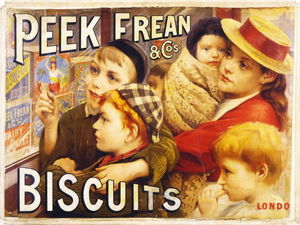Peek frean cos biscuits London