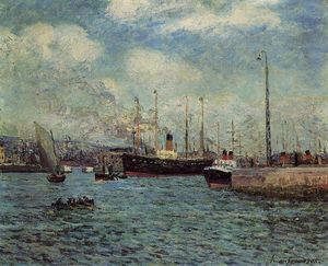 The Port of Havre