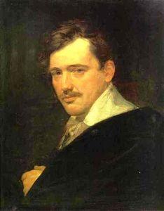 Portrait of A. N. Lvov