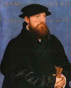 Portrait of De Vos van Steenwijk