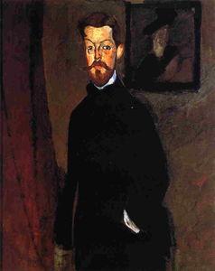 Portrait of Dr. Paul Alexandre