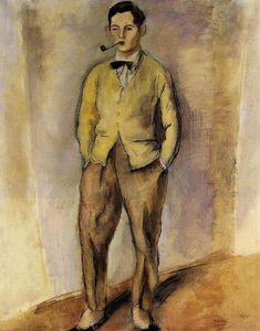 Portrait of Jean Oberle