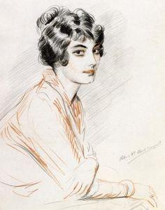 Portrait of Madame Marcel Cassaguet