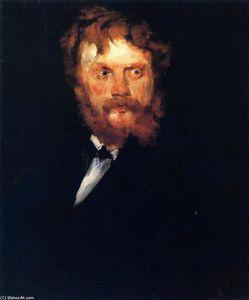 Portrait of Mr. Drindel