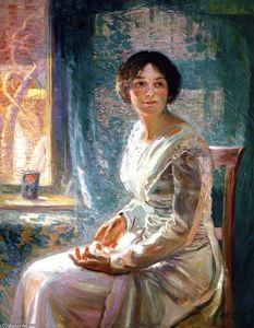 Portrait of Mrs. K