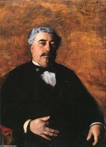 Portrait of M. Sidrot