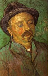 Portrait of a One-Eyed Man