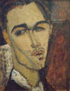 Portrait of the Painter Celso Lagar