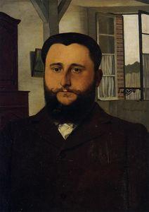 Portrait of Thadee Nathanson