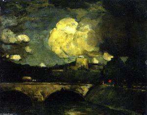 雨 云彩  巴黎