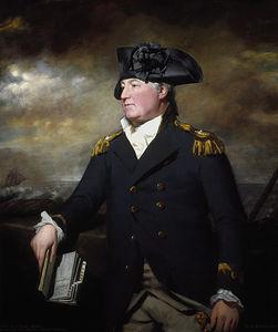Rear-Admiral Charles Inglis