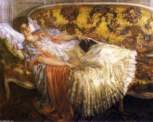 Riposo (noto anche come Femme au divano)