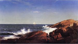 Rocks at Narragansett (also known as Rocks at Nahant)