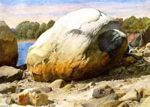 Rocks by the Water