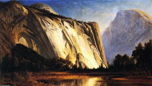 Royal Arches and Half Dome