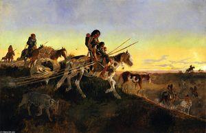 Seeking New Hunting Ground