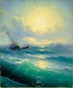 Sea (etude)