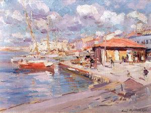 Sevastopol, Fisher's Bay