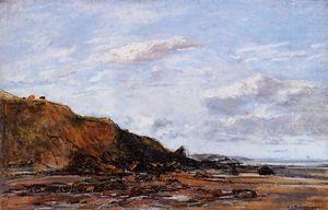 The Shore (also known as Near Honfleur)