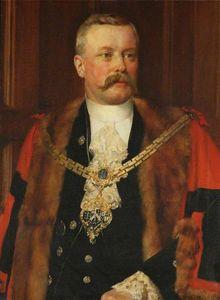 Sir Charles Tertius Mander