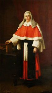 Sir John Barnes, 1st Baron Gorrell, Judge