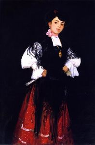 Spanish Girl of Madrid (Una Chula)