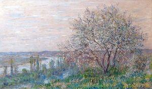 Spring in Vetheuil