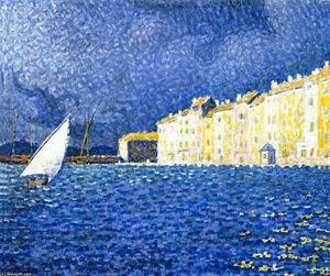 The Storm, Saint-Tropez