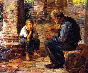 Le Story Teller (aussi connu comme Eugène et El Peón [José Juan Olivares])