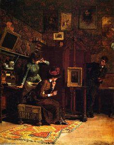 A Studio Interior