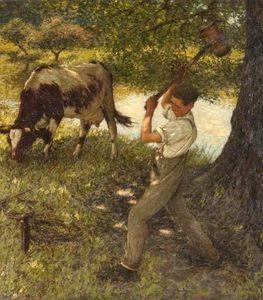 Estompe la Vache