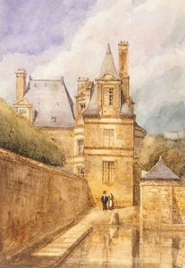 Sully's Terrace, Fontainebleau