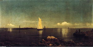 A Summer Afternoon (also known as Boston Harbor)