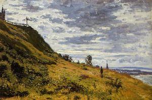 Taking a Walk on the Cliffs of Sainte-Adresse