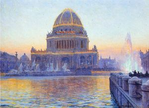 Twilight at the World's Columbian Exposition
