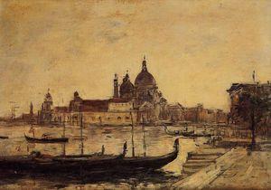 Venice, Le Mole et la Salute