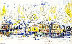 Van Gogh's House, Arles